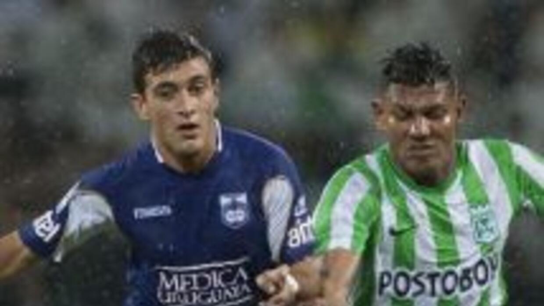 Atlético Nacional y Defensor Sporting en cuartos de final.