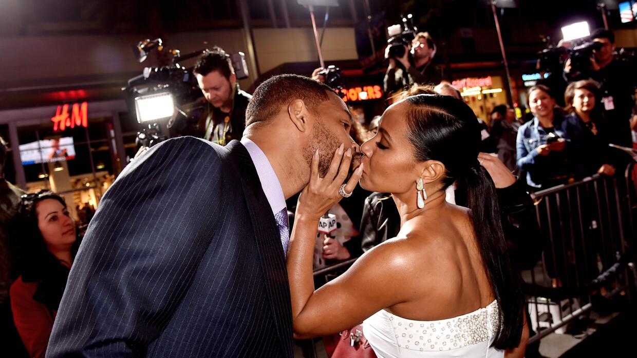 Jada y Will Smith