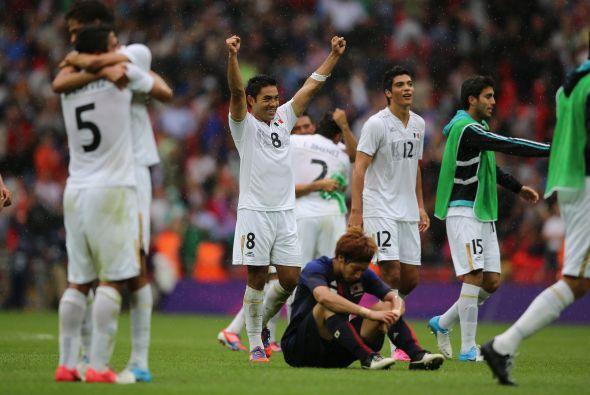 15.- Japón era el favorito.- Después del partido amistoso previo a JO do...