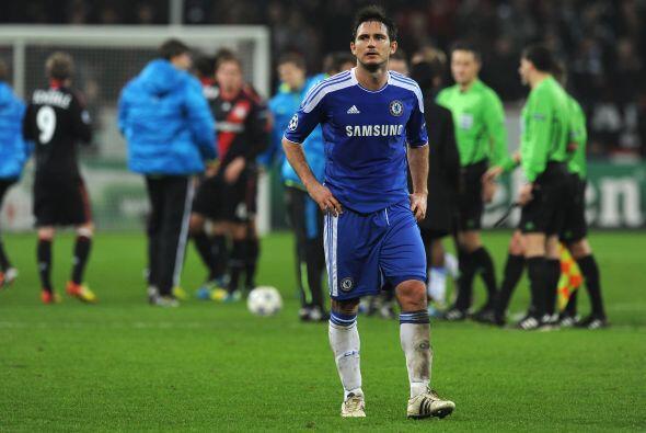 Así, el Chelsea se tendrá que jugar un boleto ante un riva...