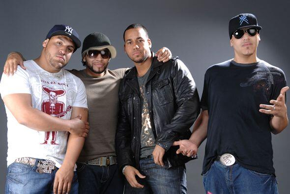 Anthony, Lenny, Mikey y Henry han cosechado éxito con su m&aacute...