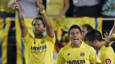 El mexicano, autor del gol para el empate definitivo, cree que el 'Subma...