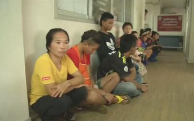 Tailandia endurece medidas contra trabajadores migrantes