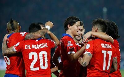 Chile avanza a la final de la Copa América