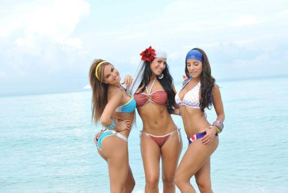Con este trío de bellezas, República Deportiva llega a t&i...
