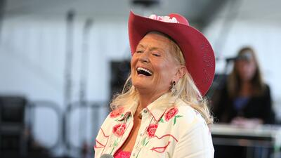 La cantante falleció a la edad de 67 años.