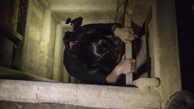 Recorrido completo del túnel por el que escapó El Chapo