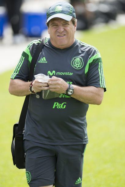 Además Miguel Herrera aseguró que es obligación del Tri ganar la próxima...