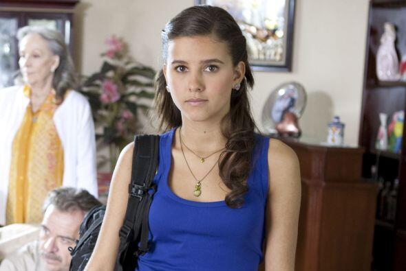 """Su primer trabajo en las telenovelas lo realizó con """"Niña de mi Corazón""""."""