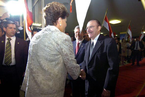 Analistas coinciden en que la experiencia de Rousseff como ministra de L...