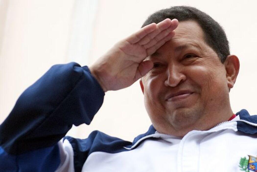 El traslado del féretro del presidente venezolano, Hugo Chávez, comenzó...