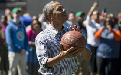 Barack Obama ahora tendrá más tiempo para regar su magia en la duela