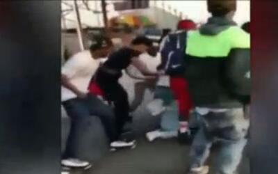 'Nueva York en un Minuto': en video quedó registrado el brutal ataque de...