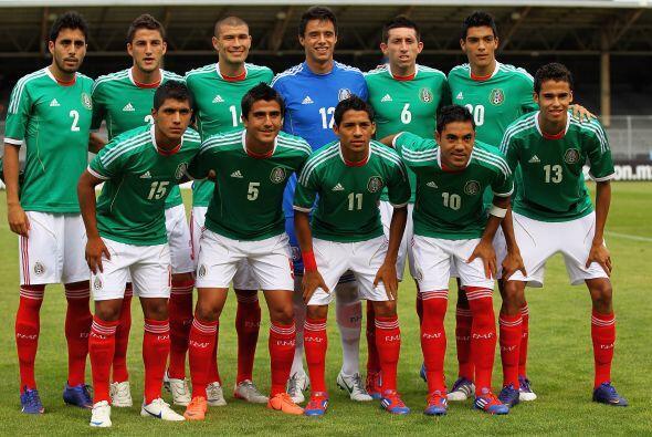 México dio la vuelta a la ventaja de Holanda y alcanzó, por primera vez...