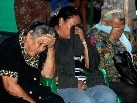 Los cuerpos de los últimos mineros rescatados son los de N&eacute...
