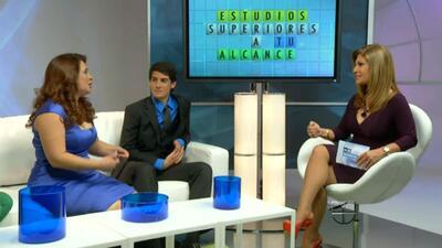 Entrevista de Teresa Rodriguez sobre cómo ahorrar para la Universidad