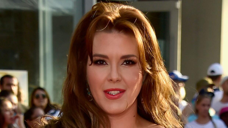 Alicia Machado tiene un romance de lejos, ¿qué tal le va?