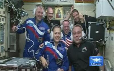 Cohete ruso completó exitosamente su misión  a pesar de problemas técnicos