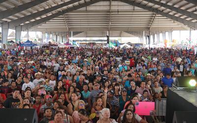 Fiestas Patrias San Antonio 2016
