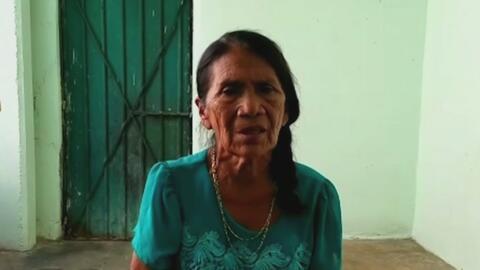 Narco deja libre a un secuestrado a cambio de que pobladores no retuvier...