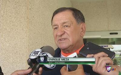 """Enrique Meza: """"Estamos mejor que el año pasado"""""""