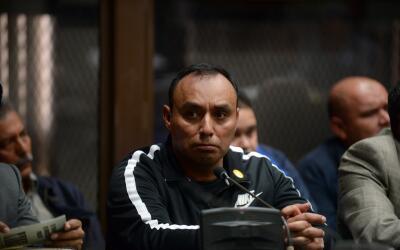 Lima estaba en prisión por la muerte en 1998 del obispo Juan Gerardi.