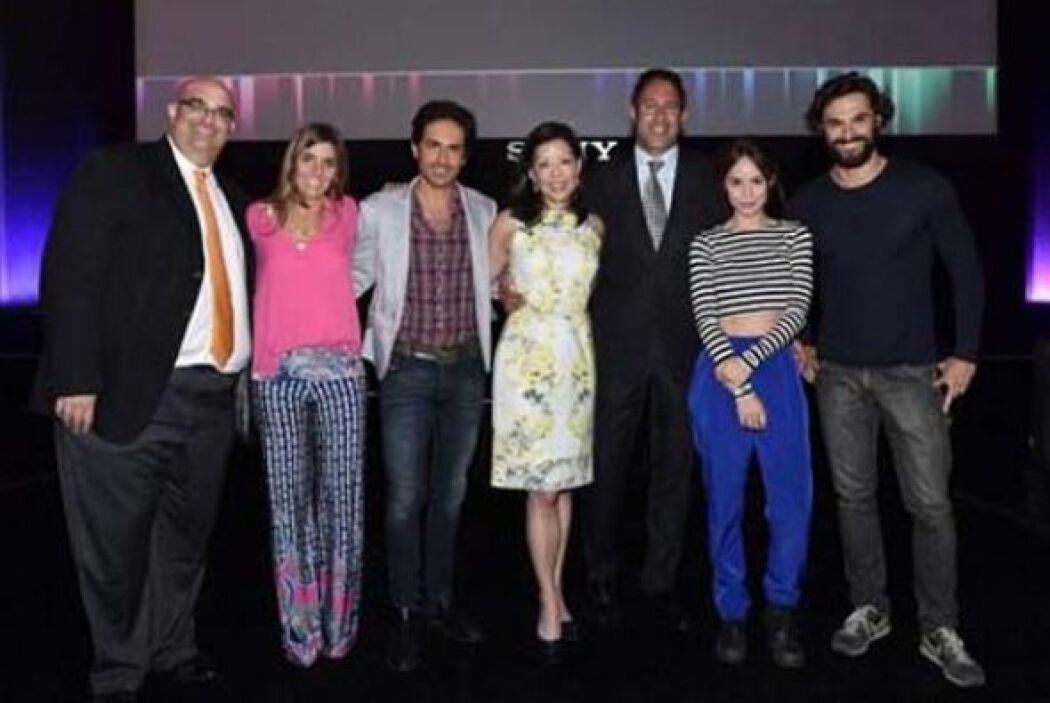 """""""Señorita Pólvora"""" es la primera serie coproducción de Televisa y Sony TV."""