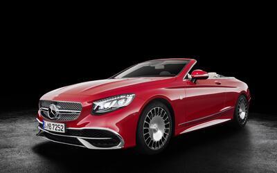 A Estados Unidos solo llegarán 75 unidades del Mercedes-Maybach S...