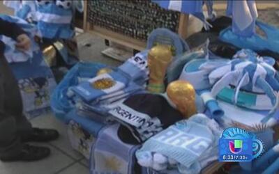 Los argentinos ya se sienten campeones