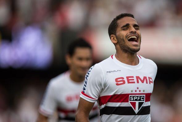Sao Paulo no ha tenido la fuerza que mostraba en el pasado pero sigue si...