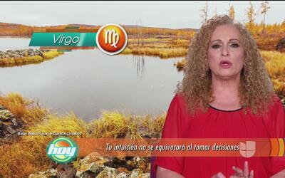 Mizada Virgo 18 de enero de 2017
