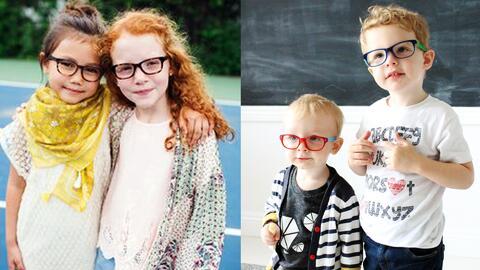 ¿Sabes si tu hijo necesita lentes? Descúbrelo con estas señales