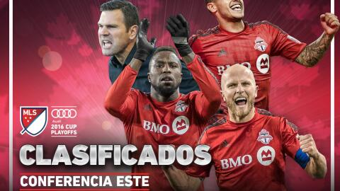 Toronto FC clasifica a la Final de la MLS Cup