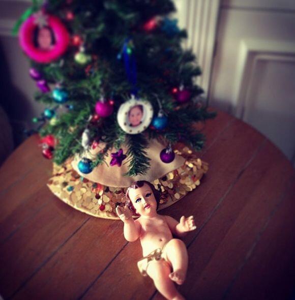 """""""El regalo más hermoso que amaneció bajo el arbolito de Navidad de mis c..."""