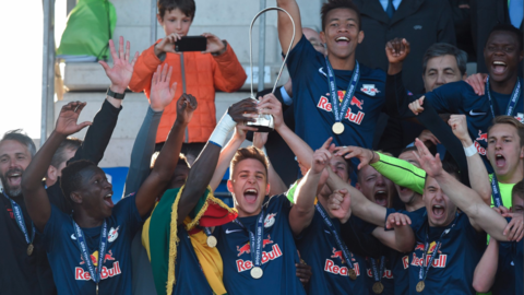 Red Bull Uefa Youth League