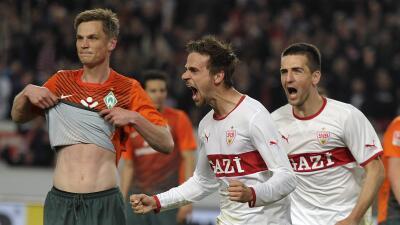 Stuttgart vs. Werder Bremen