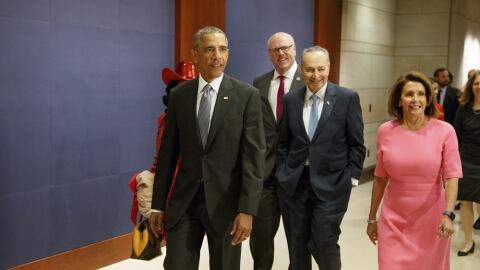 Obama hace sus últimos esfuerzos para salvar al llamado Affordable Care...