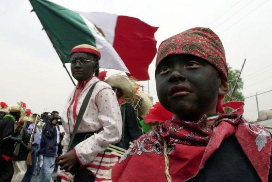 Ya en 1867, según relatan, un grupo de mexicanos celebró el triunfo de s...