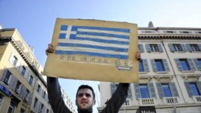 La deuda pública de Grecia asciende a350 mil millones de euros.