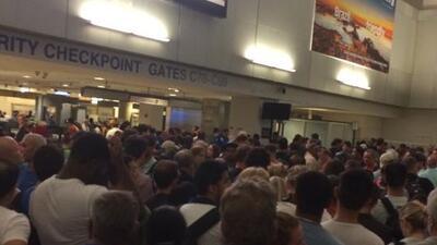 Aeropuerto Newark