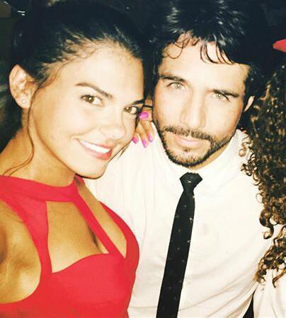 José Ron y Livia Brito