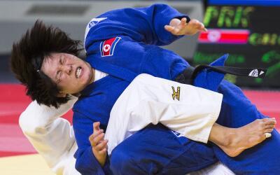 Corea del Norte Judo