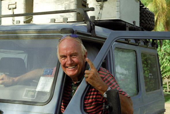 El objetivo de este viajero es continuar su viaje con su vehículo...