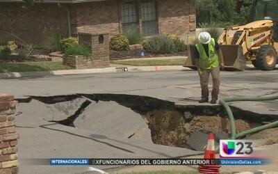 Dos temblores sacudieron el Norte de Texas