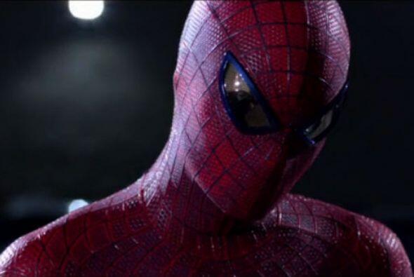 """""""The Amazing Spider-Man 2"""" fue otra pelícculas de súper héroes que hizo..."""