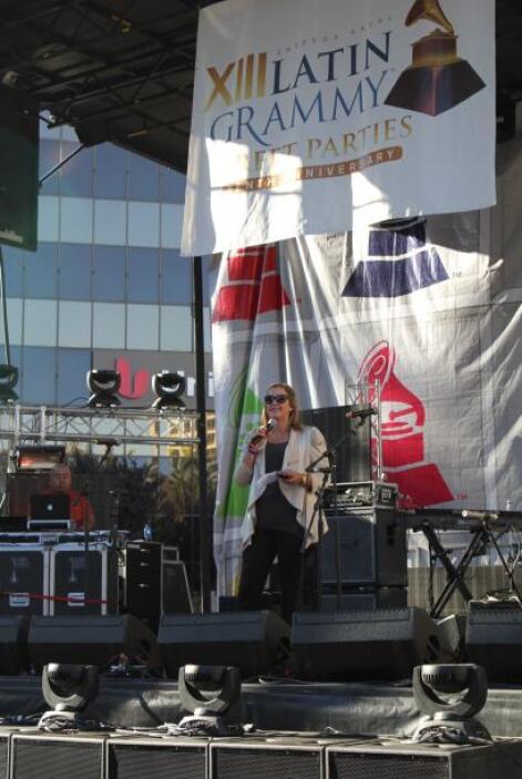 Kira Vilanova, la presentadora del show matutino de Univision14, Al Desp...