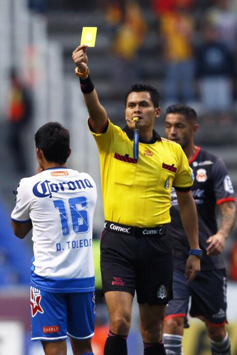 Adiós Veracruz: De último minuto, Monarcas vence 1-0 al Puebla José Davi...