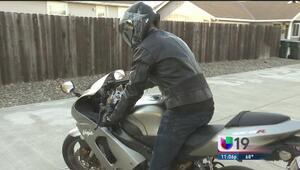 Medidas de prevención para motociclistas en California