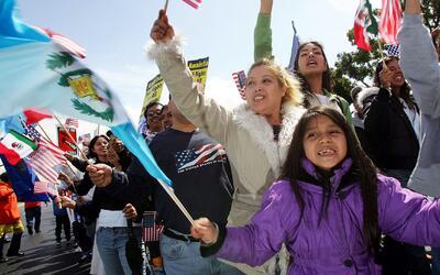Cientos de inmigrantes en Houston se unirán al paro laboral de este jueves