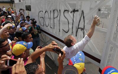¿Cuáles han sido las acciones del gobierno de Venezuela en medio de la c...